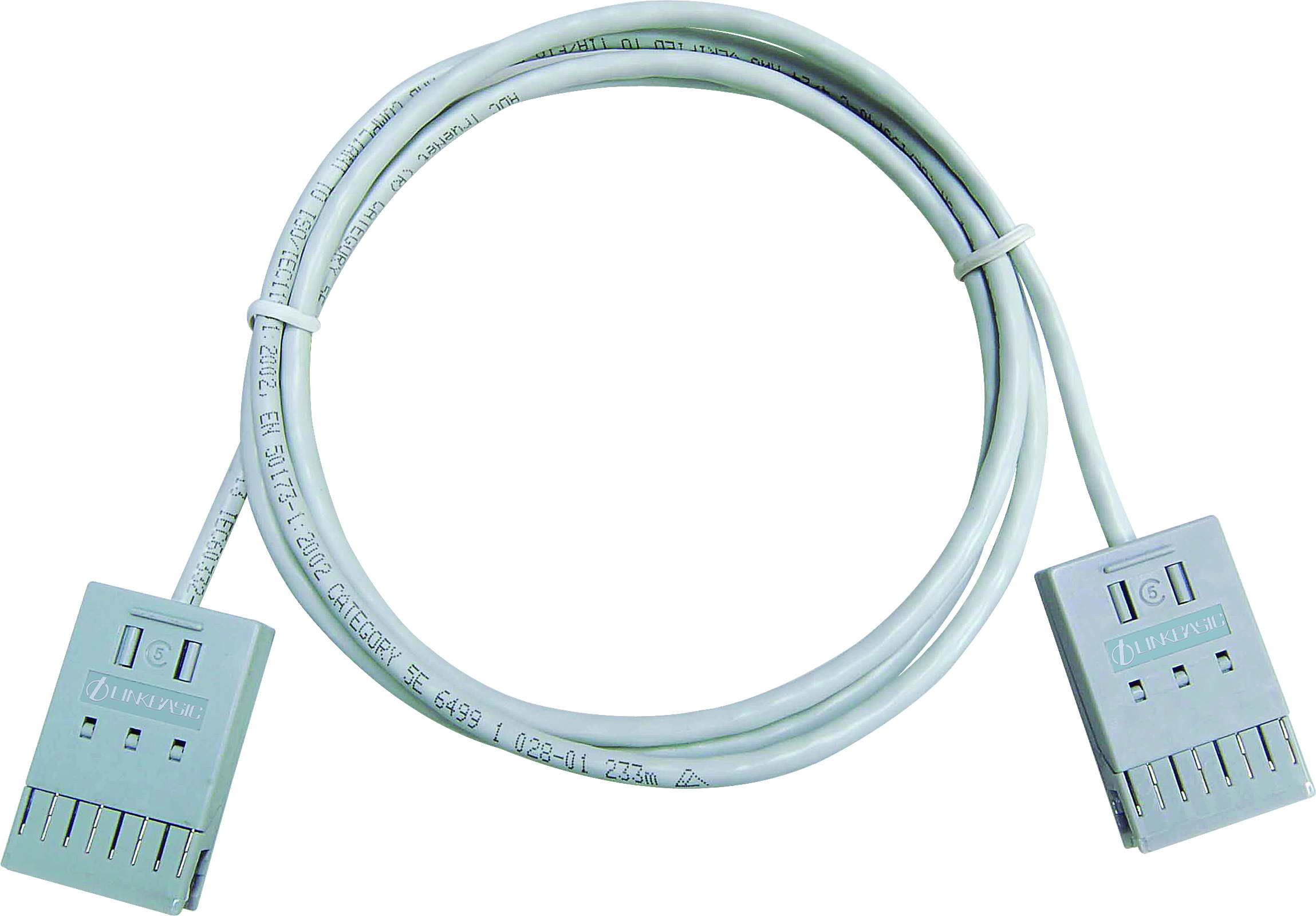 Rj11 To Rj45 Patch Cable China 110 Style Four