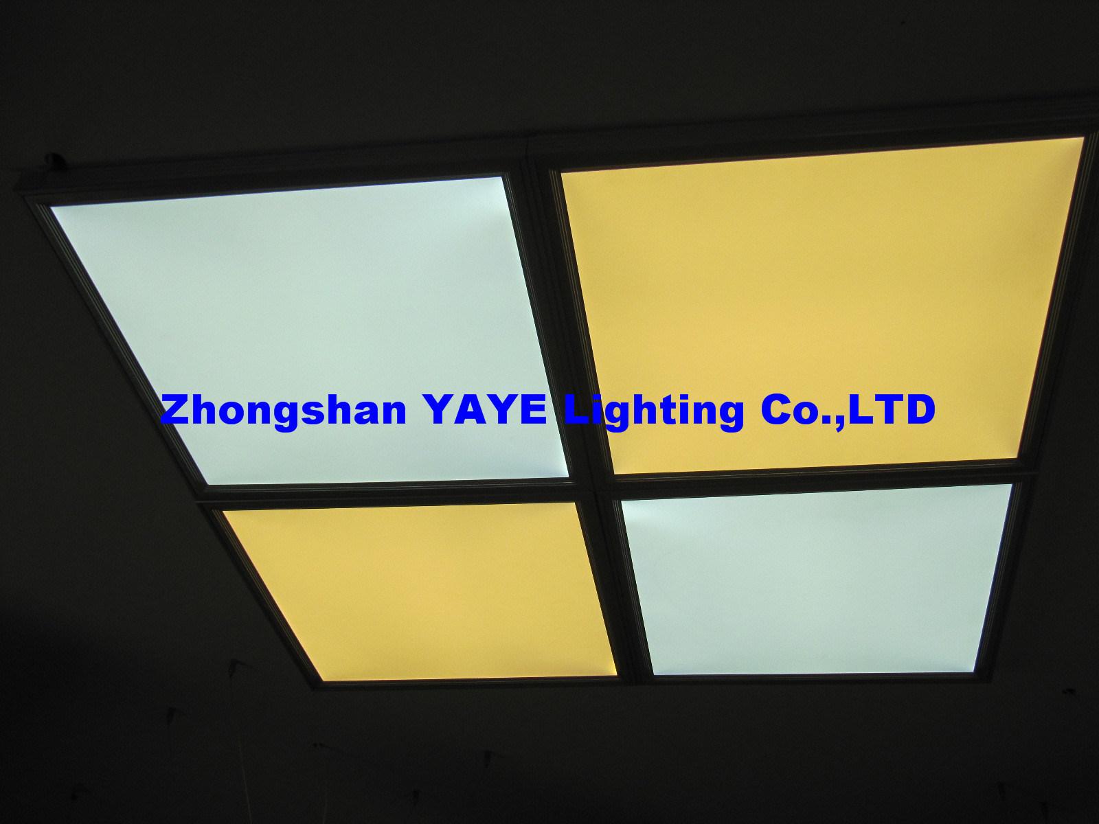 Yaye 2016 Hot Sell 600*600mm 30W/ 36W /40W / 42W / 48W /60W /72W LED Panel Light with 2/3 Years Warranty