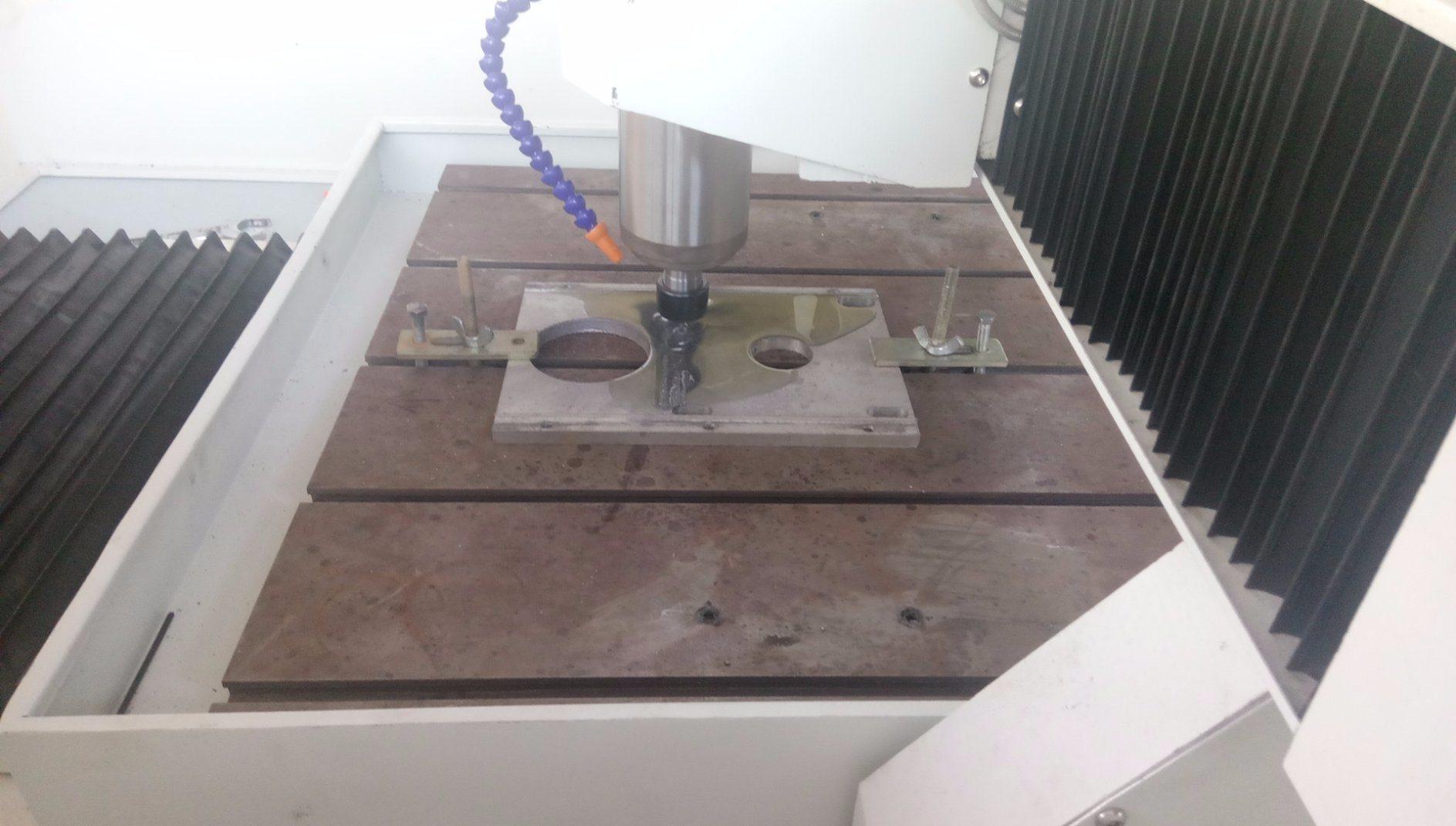 CNC Milling Machine Frame