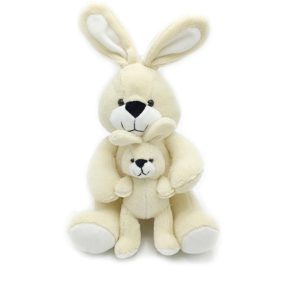 Custom Made Super Soft Stuffed Toy Plush Rabbit