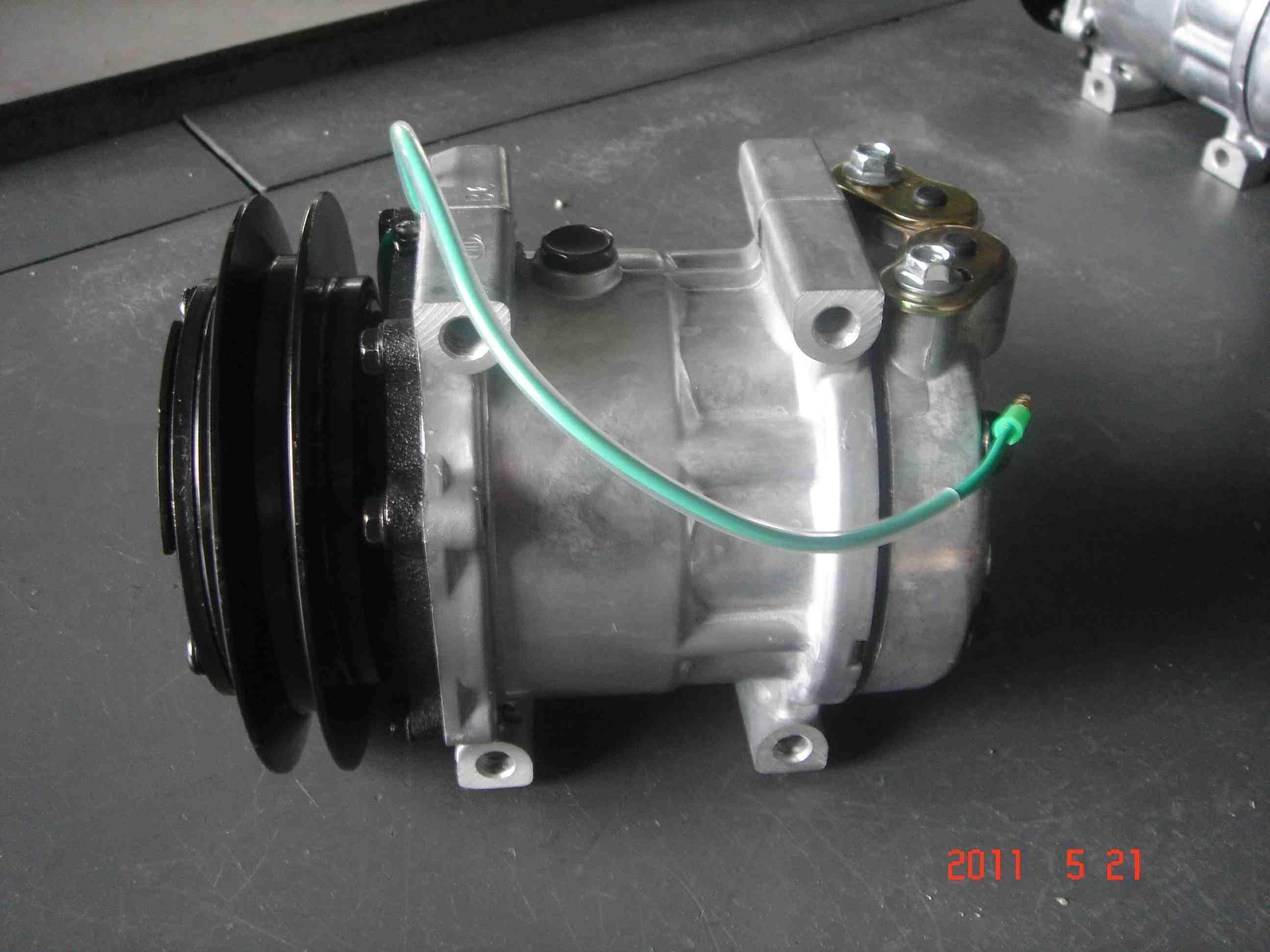 AC Air Compressor for New Holland Lb-90 (7H13)
