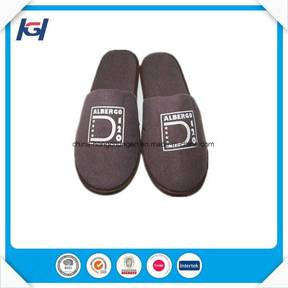 Cheap Wholesale Personalized Disposable Hotel Slippers for Adults