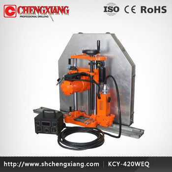 420mm Wall Cutting Machine, Concrete Wall Cutter, Automatic Feeding and Cutting