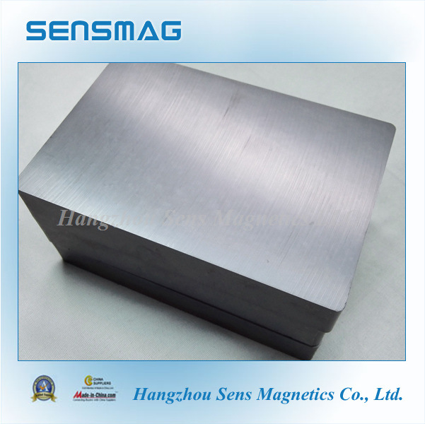 Permanent Ceramic Ferrite Magnet-6X4X1 for Industrial Magnet