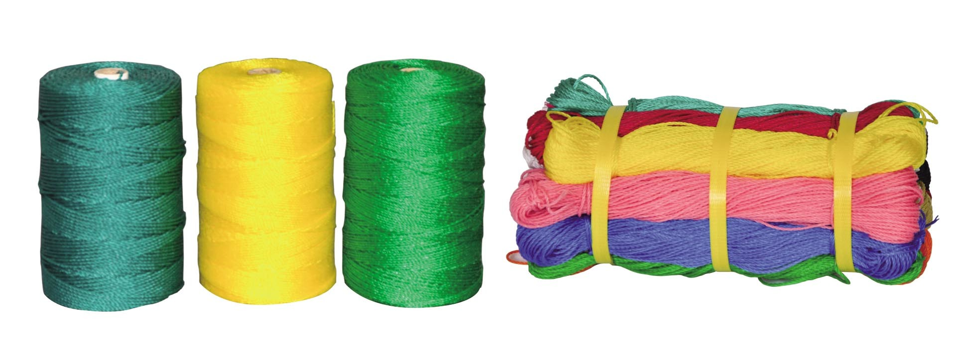 Quality PE Twine in Different Colour