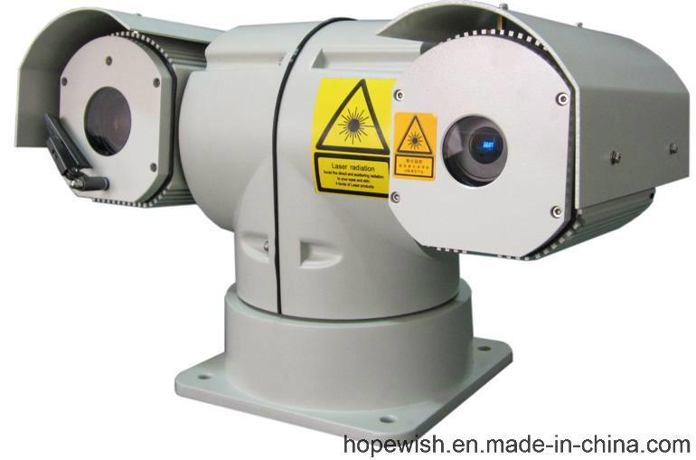 Long Range PTZ IR Laser Camera IP 300m Night Vision