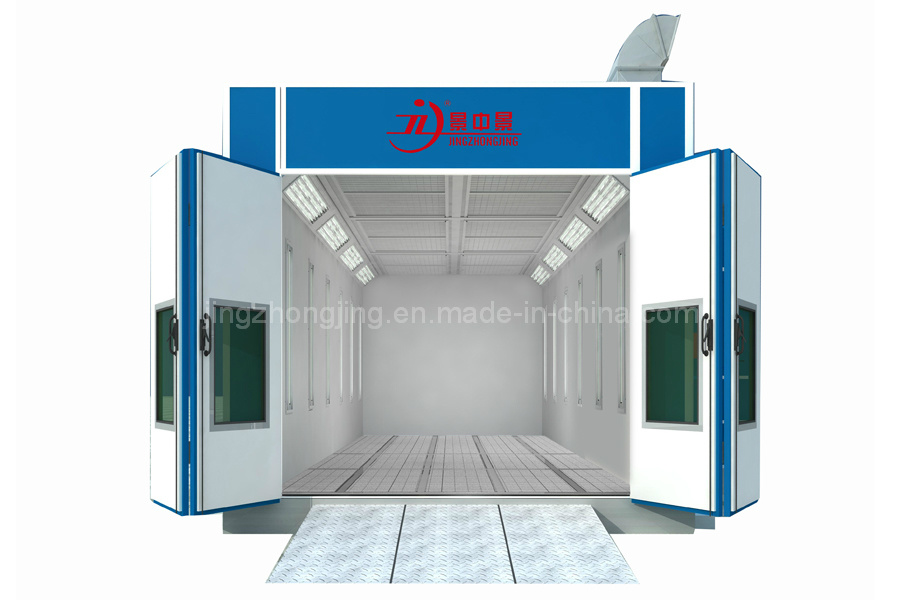 Paint Booth for 9000* 4500 * 3500 (Model: JZJ-FB-9)