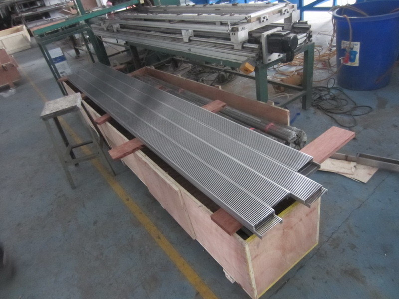 Stainless Steel Grates Quality Control Inspection Service at Fuzhou, Fujian