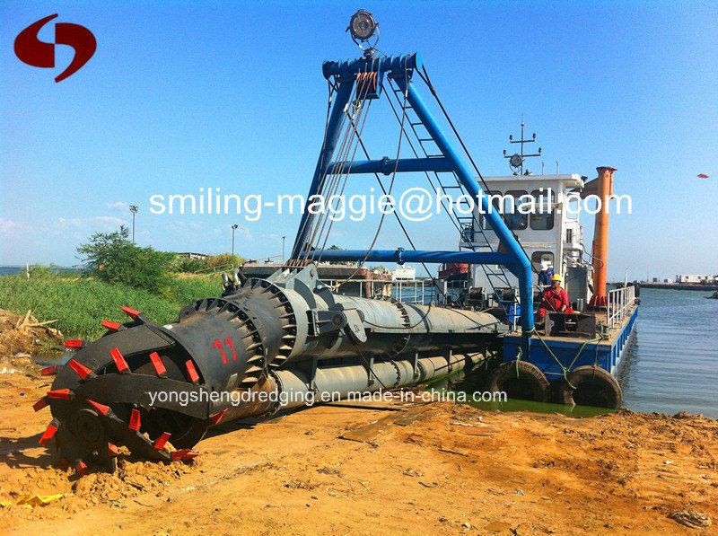 Mini\Small River Sand Pump Dredger