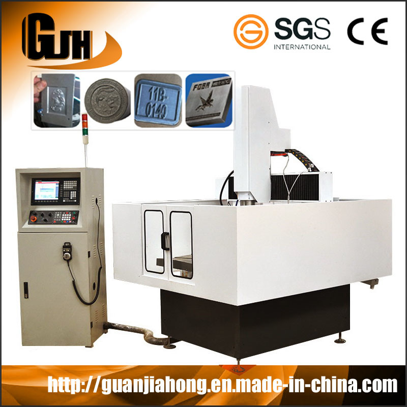 6060 Metal Mold CNC Router