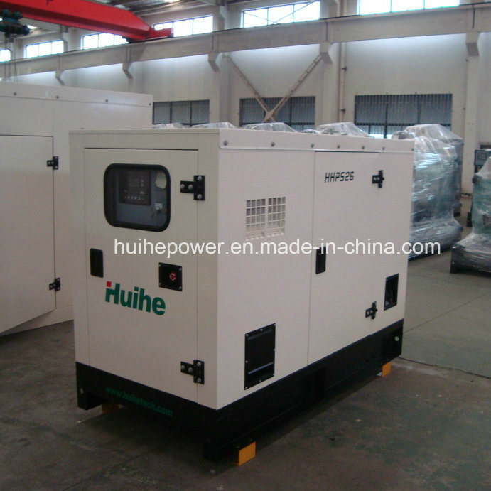 26kVA Diesel Generator with Perkins Engine of Silent Type