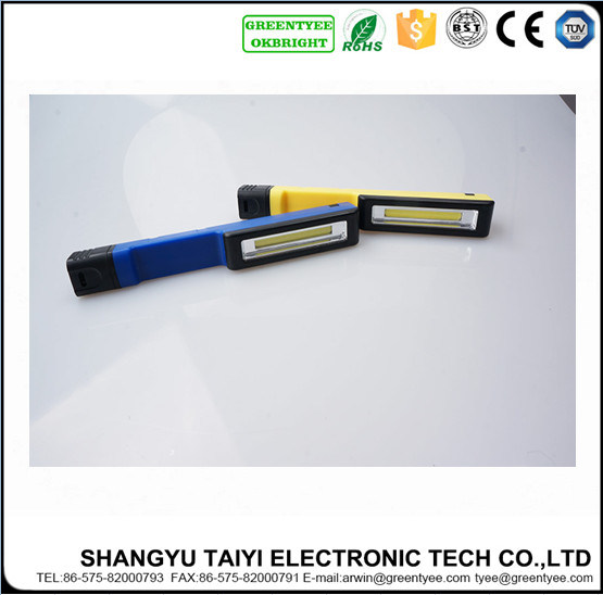 Super Bright COB Battery Operated Working Emergency Penlight