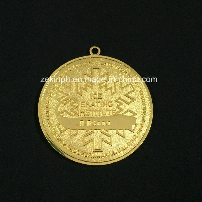 Zinc Alloy Medals for Competition Rewards