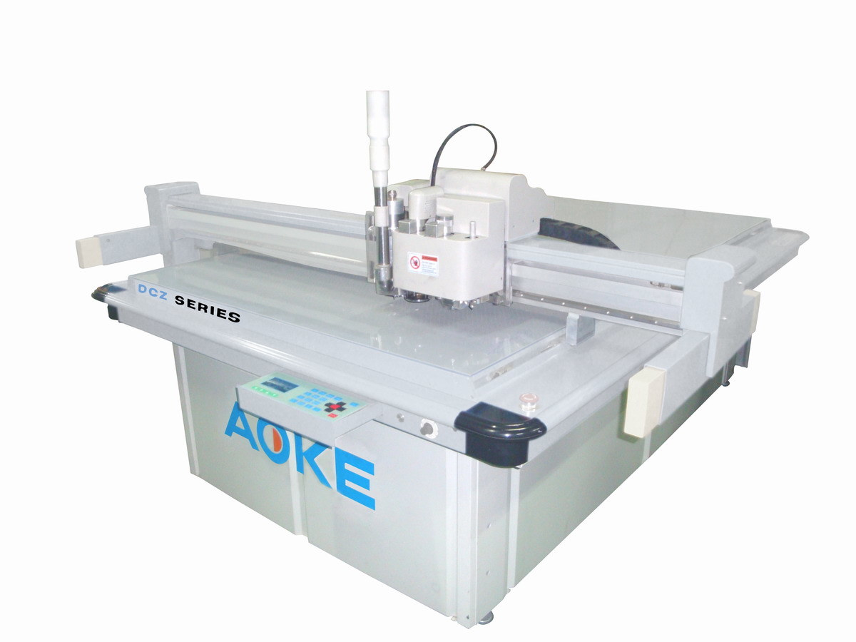 DCZ72 graphics flatbed cutting plotter
