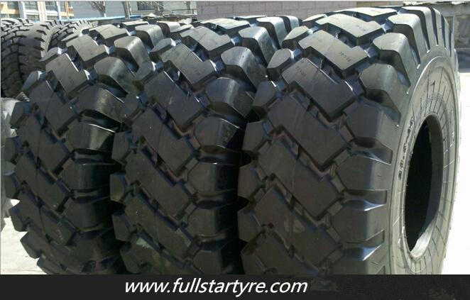 Treadura Tl Tire, off The Road High Quality Tyre, 20.5-25, 23.5-25, 26.5-25 L3 Pattern Bias OTR Tyre