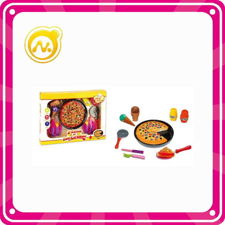 Gift Toys Pretend Play Set Birthday Cake Toy