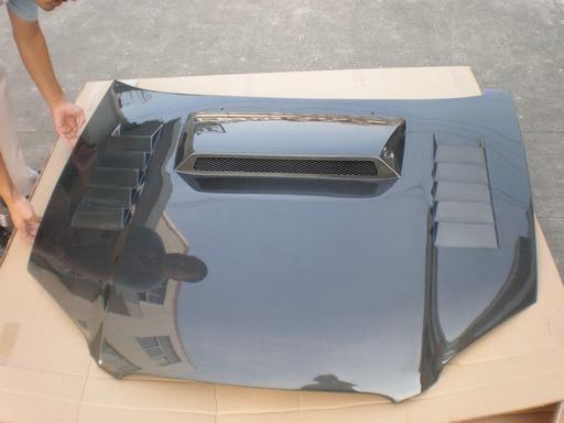 Carbon Fiber Hood (bonnet) for Subaru Impreza Wrx Sti (YR)