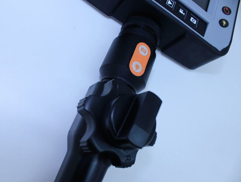 3.9mm Industry Video Borescope with 2-Way Articulation, 3m Testing Cable
