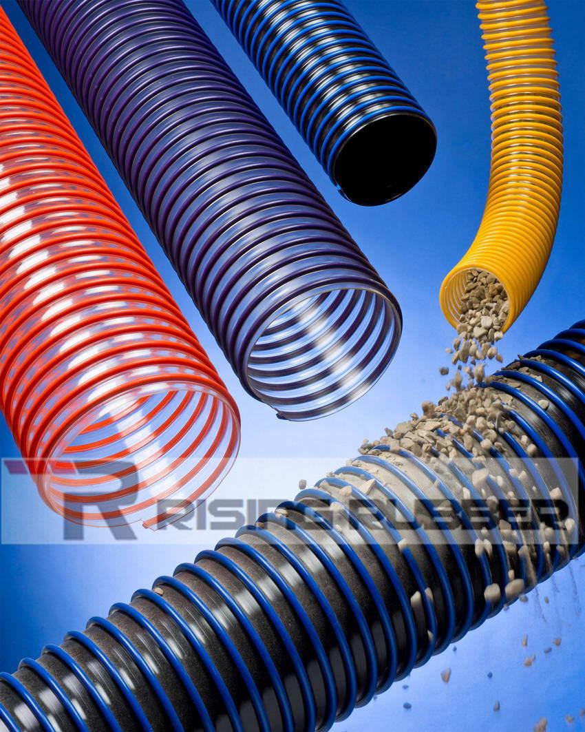 Flexible PVC Suction Hose
