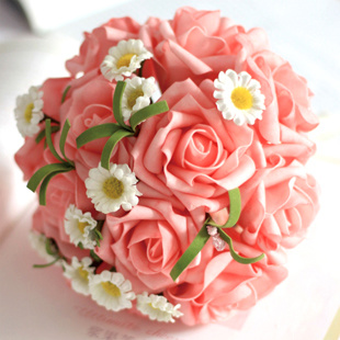 The Artificial Flower for Wedding Bouquet