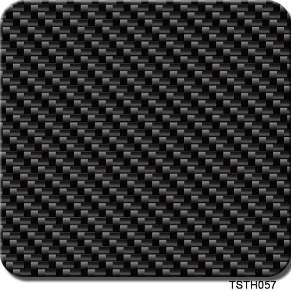 Tsautop Tsh057 1m Width Carbon Design Aqua Print Hydrographic Film
