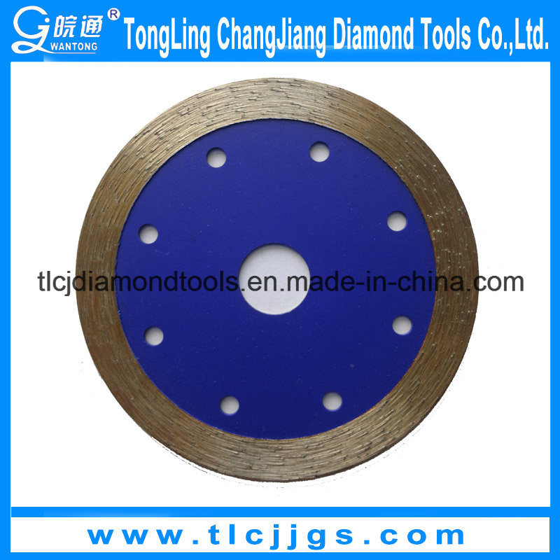 High Quality Continue Diamond Saw Blade for Concrete