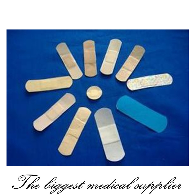 Medical Disposable Wound Plaster Sterilized for Single Use
