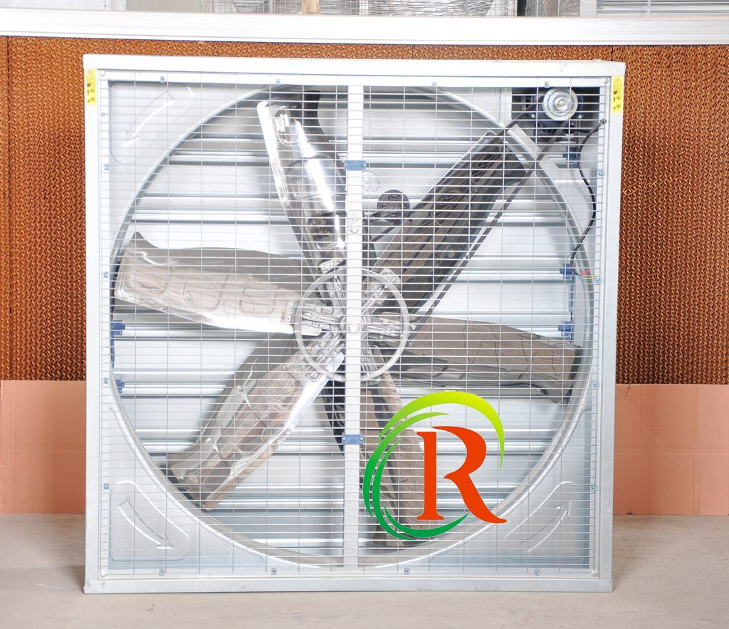 The Pressure Weight Balance Type Exhaust Fan for Poultry