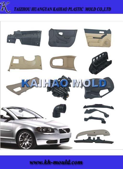Plastic Auto Parts Products Mould