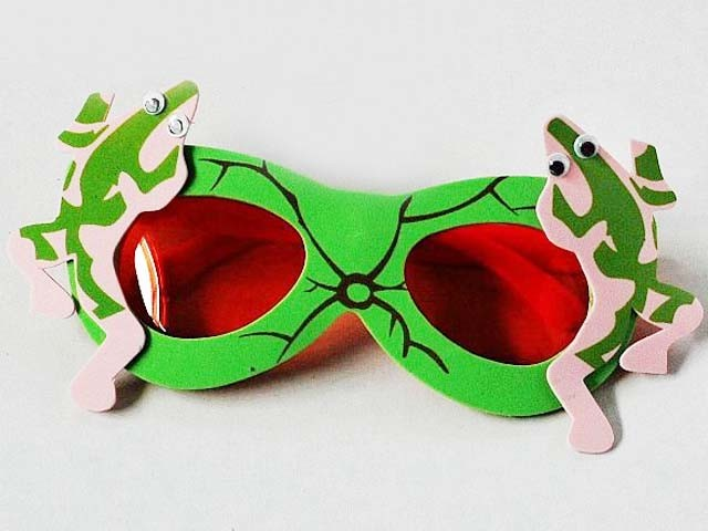 Novelty Toy Kids Fake Glasses 1 Dollar Shop