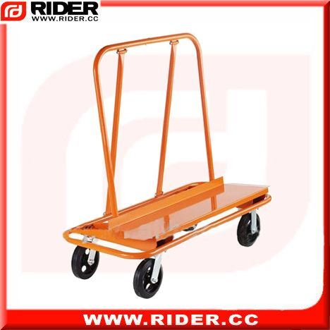 Panel Service Cart Drywall Dolly Casters