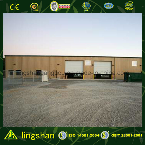 Steel Structrue Prefab Repair Warehouse (LS-S-007)