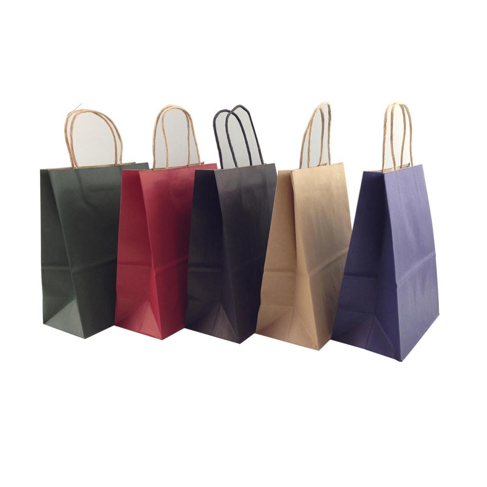 Customized Design Craft Gift Paper Bag