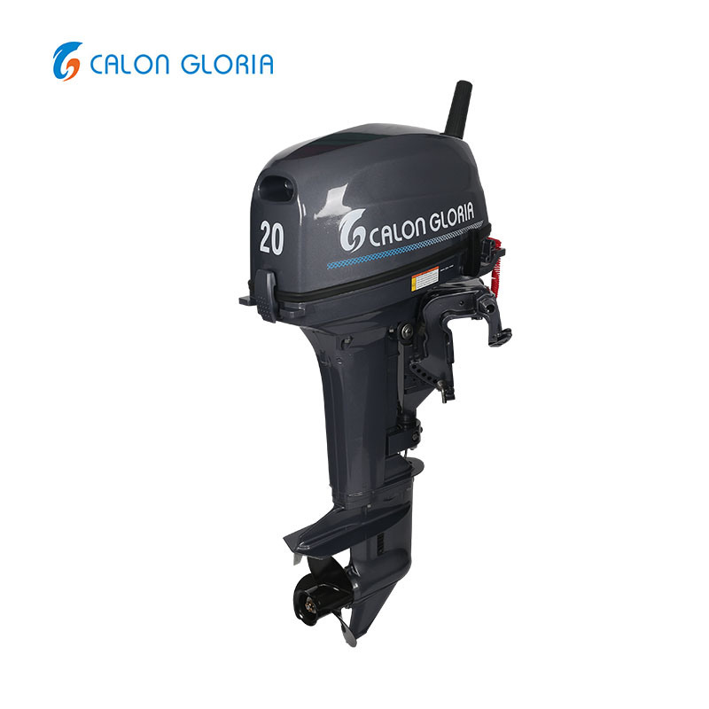China 20HP Excellent Used Life-Saving Import Outboard Motors ...