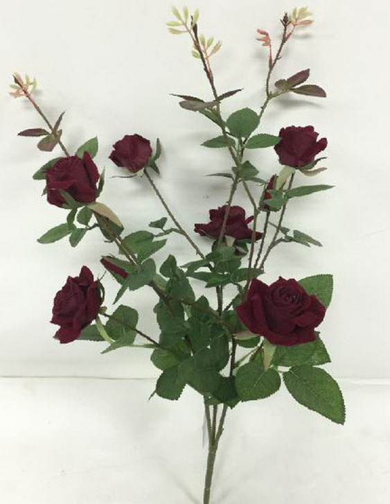 Rose 75cm Spray Gu0118135135