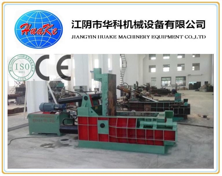 Scrap Metal Baling Press (YE81-125)