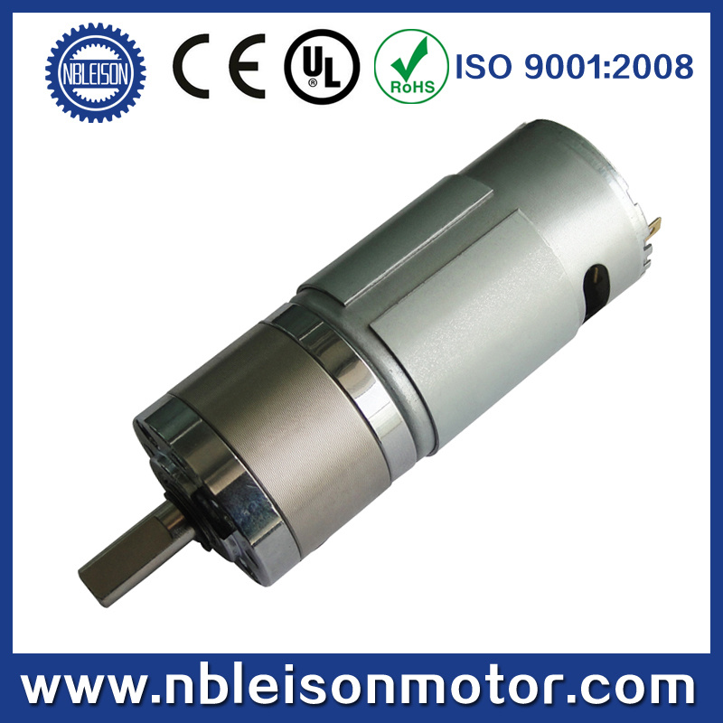 45mm High Torque DC Planetary Gear Motor with Encoder (LS-PG45M775)