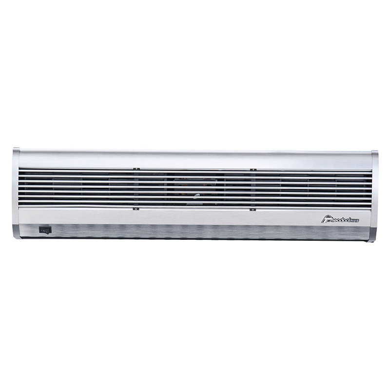 Cross Flow Cooling Air Door/Air Curtain