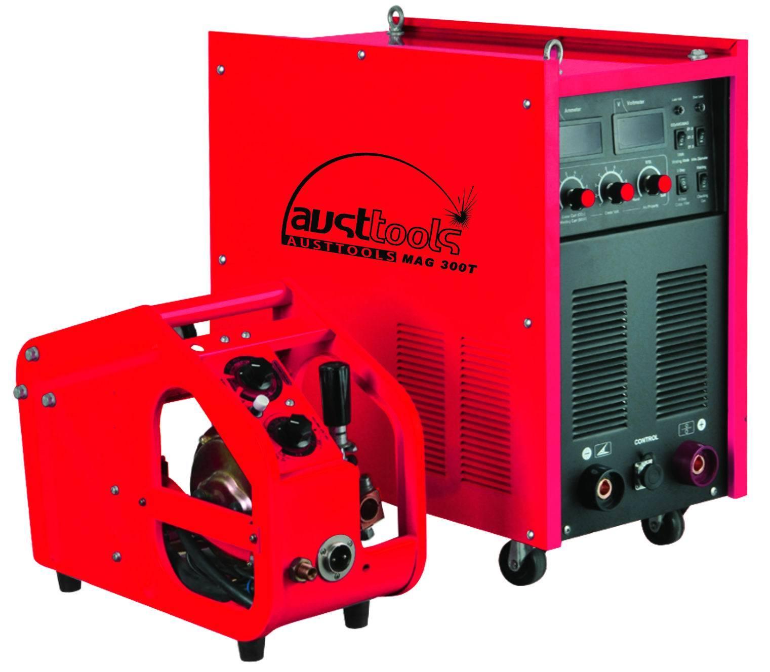 DC Inverter IGBT MIG Welding Machine (MAG-500M)