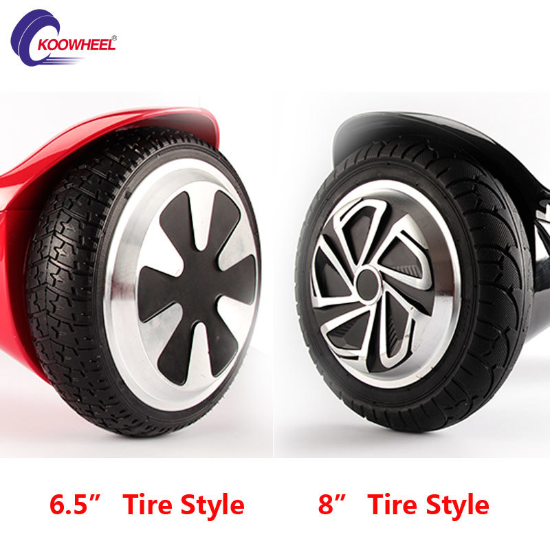 """Christmas Gift Koowheel Electric Scooters Two-Wheel 6.5""""/8"""" Bluetooth Hoverboard"""