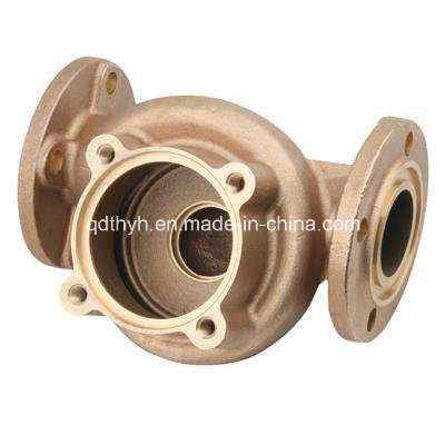 High Quality Brass Sand Casting and Bronze Sand Casting Parts (THYH-SC-4)