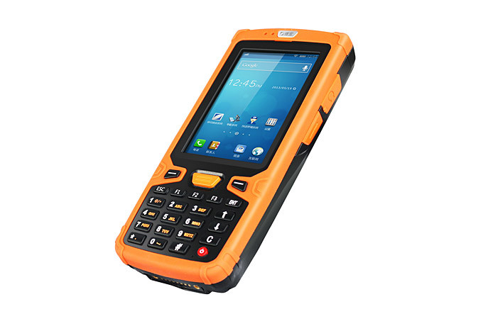 HT380A Industrial Grade Rugged Quad-Core Android PDA Phone