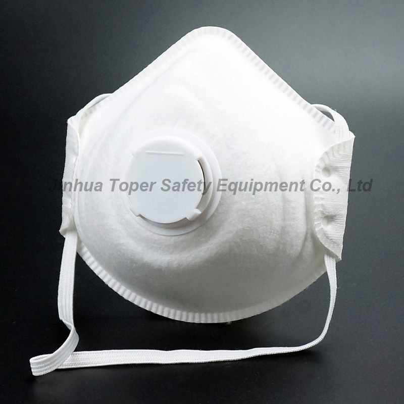 High Quality Disposable Dust Mask with Valve (DM2020)