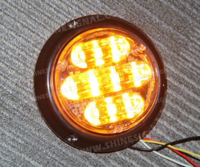 Vehicle Surface Mount LED Emergency Beacon (S27)