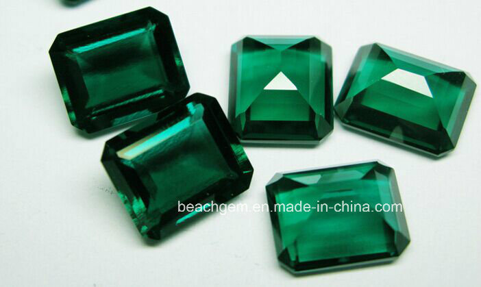 Lab Created Emerald Loose Gemstones