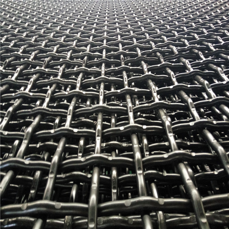 High-Carbon Steel Woven Wire Screen Cloth (1.5*2M 1.5*3M 2*2M 2*3M)