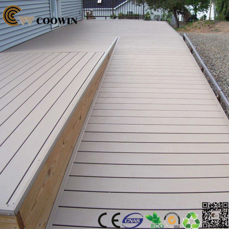 Outdoor Wood Composite Colored Laminate Flooring