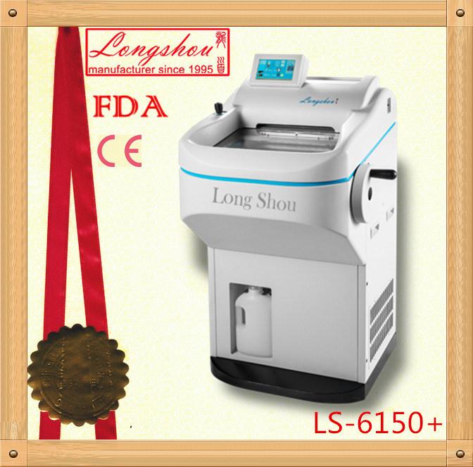 Semi- Automatic Tissue Cryostat / Freezing Microtome Ls-6150+