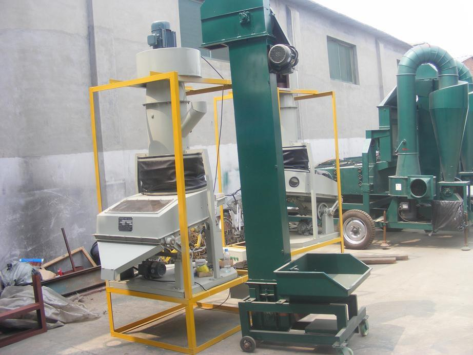 Stone Removing Machine for Rice Paddy Cereal