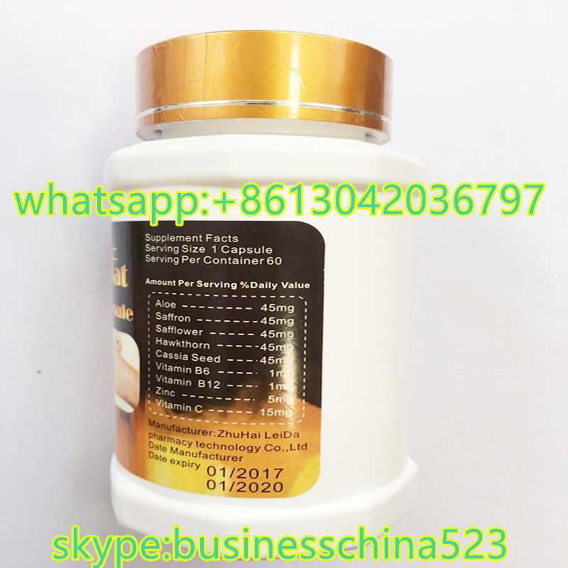 Thin Body Burning Fat Slimming Capsules Health Food with Samples
